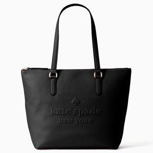 Kate Spade Larchmont Avenue Logo Penny Handbag